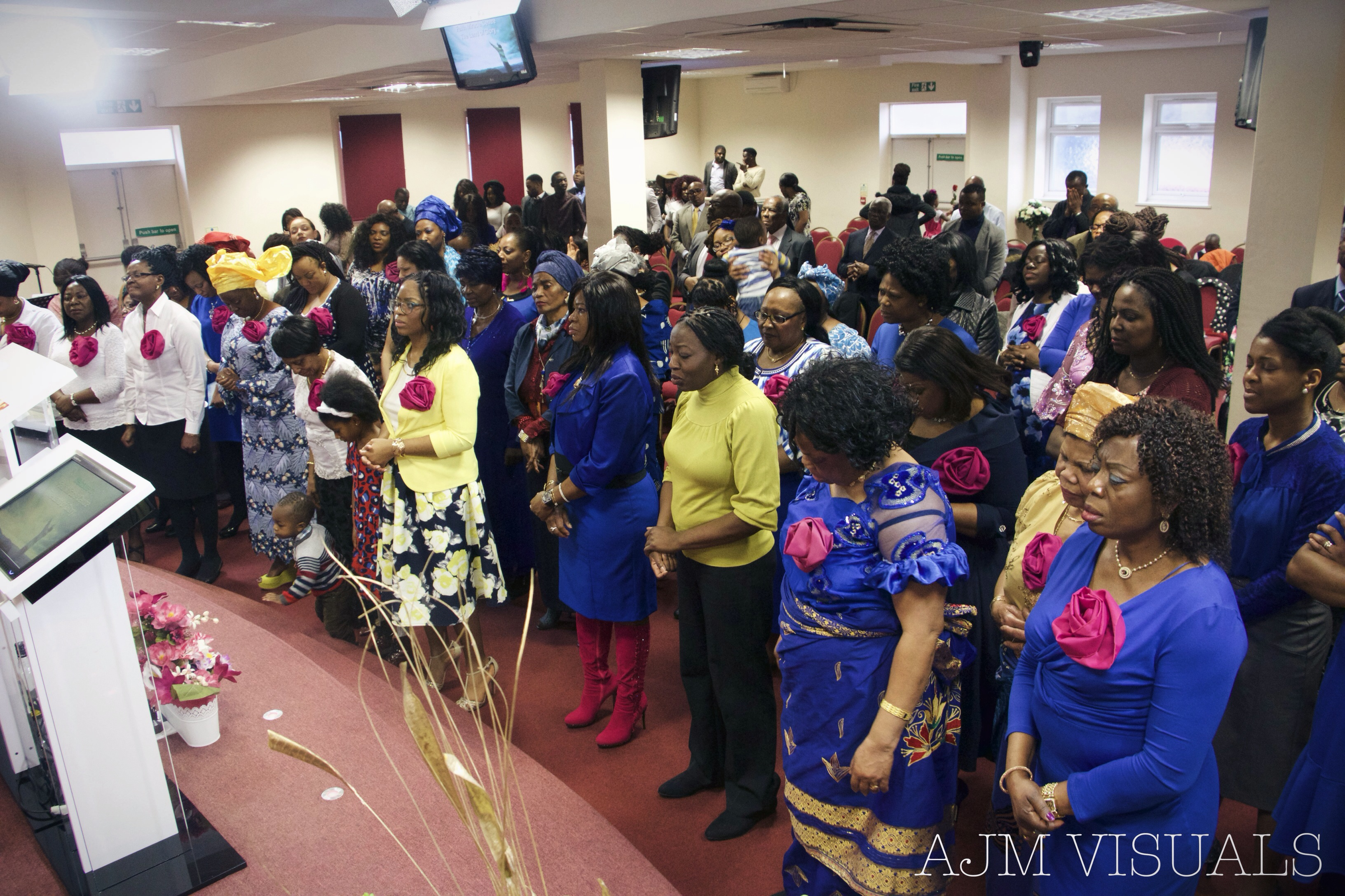 Faith Miracle Centre Church Moses Omoviye Jesus is Lord God Holy Spirit miracles signs wonders
